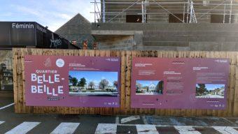 La rénovation du centre commercial Beaussier sera terminée en octobre