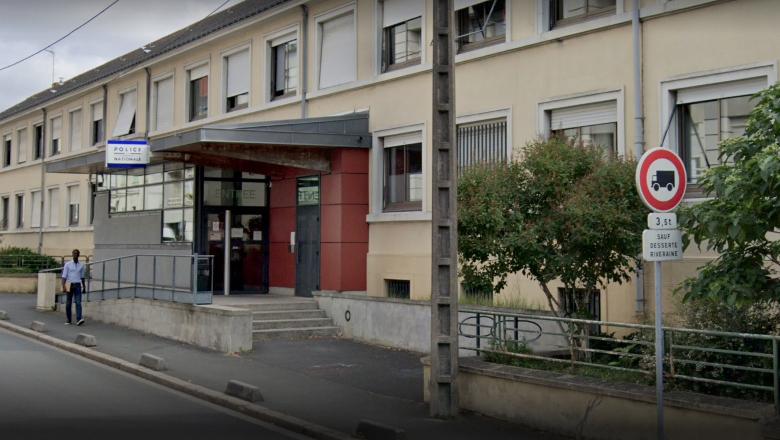 Commissariat Angers