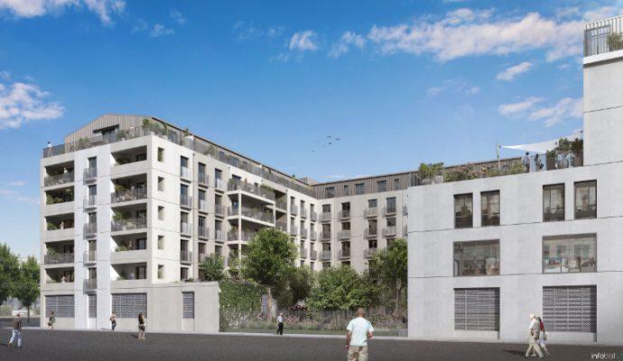 Un programme immobilier avec logements étudiants, résidence intergénérationnelle et bureaux en projet à Saint-Serge