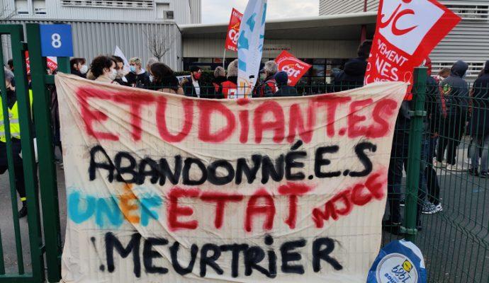 Une manifestation contre la précarité étudiante prévue ce mardi 16 mars