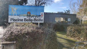 Une nouvelle piscine à Belle-Beille avec bassin nordique
