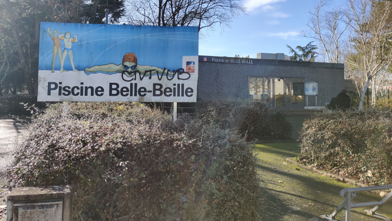 Piscine Belle-Beille