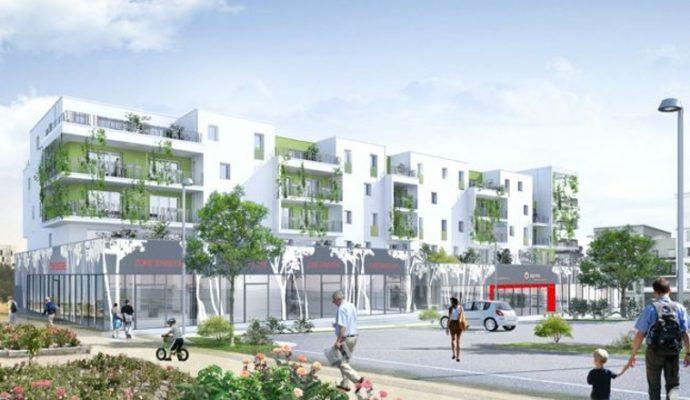 Un supermarché U express va ouvrir au printemps dans le quartier des Hauts-de-Saint-Aubin
