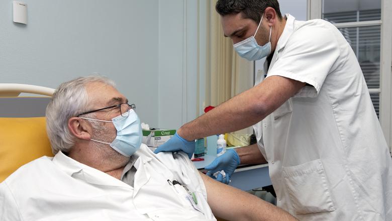 Vaccination Mercat - CHU