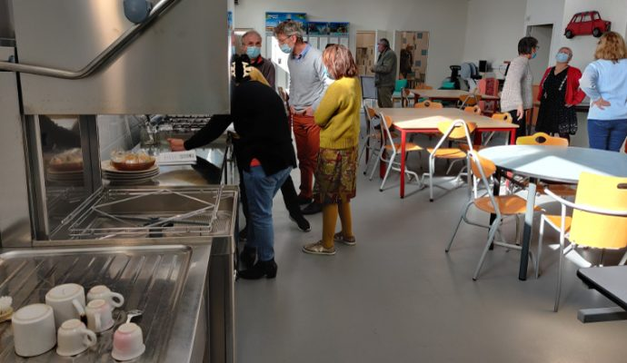 Les Restos du cœur ouvrent à Angers le premier accueil de jour destiné aux familles