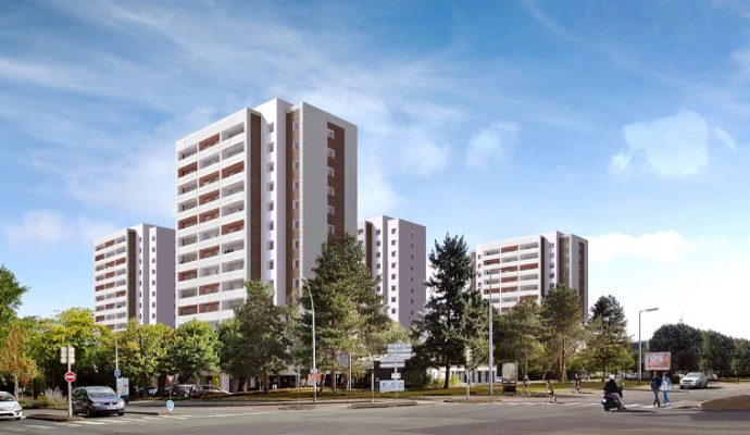 L'ensemble immobilier Gaubert va être entièrement réhabilité