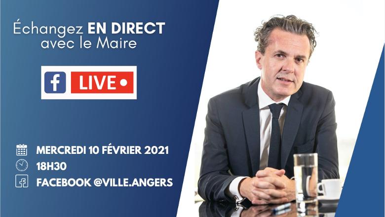 Facebook Live C.Béchu