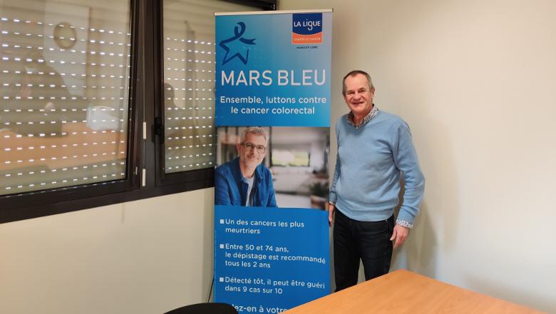 Président Ligue contre le cancer de Maine-et-Loire