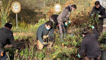 Une trentaine de personnes formées au métier de « jardinier animateur » à Terra Botanica