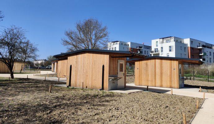 Jardins partagés : 50 nouvelles parcelles à côté du parc Balzac