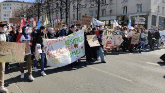 Une nouvelle marche pour le climat prévue ce dimanche 9 mai