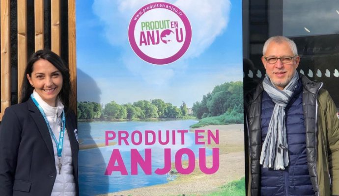 La marque Produit en Anjou vient de franchir le cap des 150 entreprises adhérentes