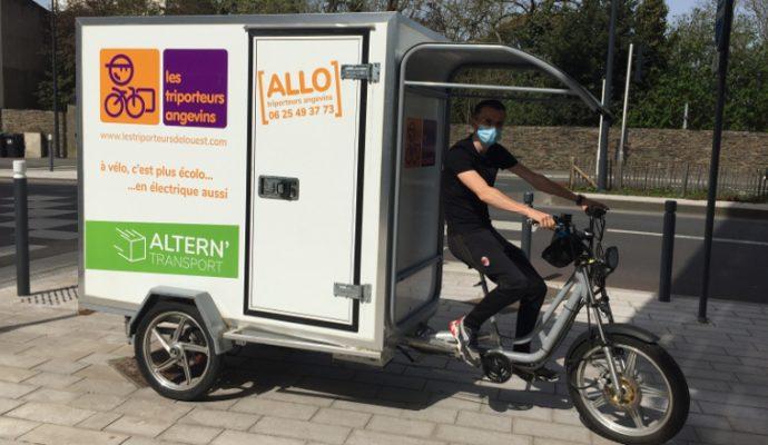 Déjà 200 000 colis livrés à vélo dans l'agglo depuis le début du programme ColisActiv'