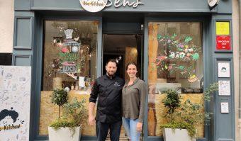Face à la crise, le restaurant Sens se réinvente et innove