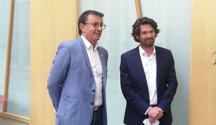 Eric Grelier va quitter la présidence de la CCI de Maine-et-Loire à l'automne
