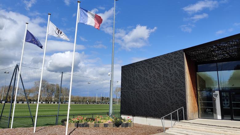 Centre entraînement Angers SCO