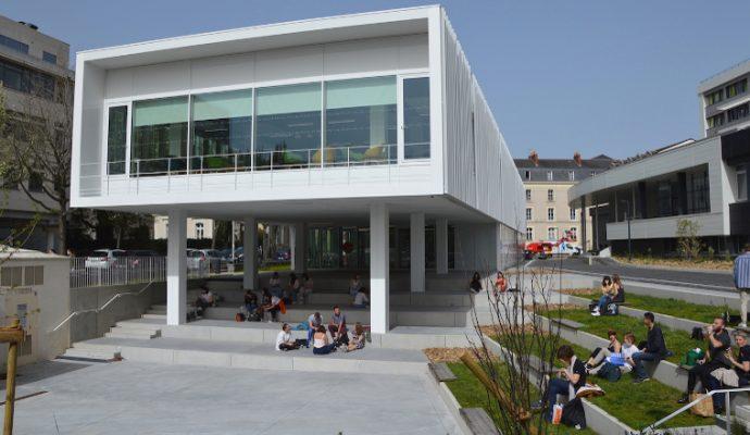 Le Space' Rabelais, nouveau restaurant universitaire sur le site de l'UCO