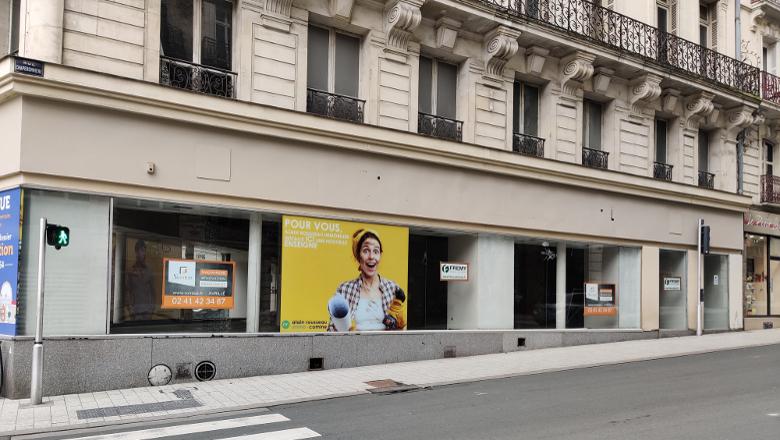 Futur magasin Weldom
