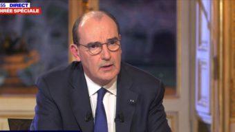 Le Premier ministre Jean Castex en déplacement à Angers ce mardi 27 avril
