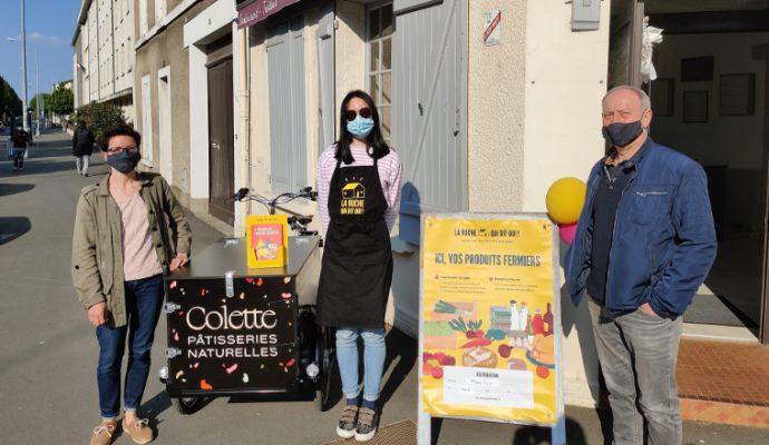 « La Ruche qui dit Oui » fait son retour à Angers