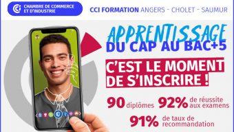 Le CFA d'Angers recrute de nouveaux alternants pour la rentrée 2021