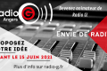 Appel à projets Radio G 2021