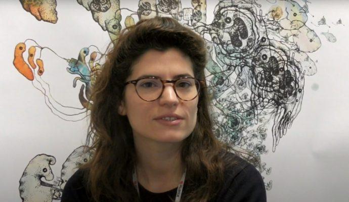 L'artiste Esmeralda Da Costa sera en résidence au Repaire Urbain à partir du mois de juin