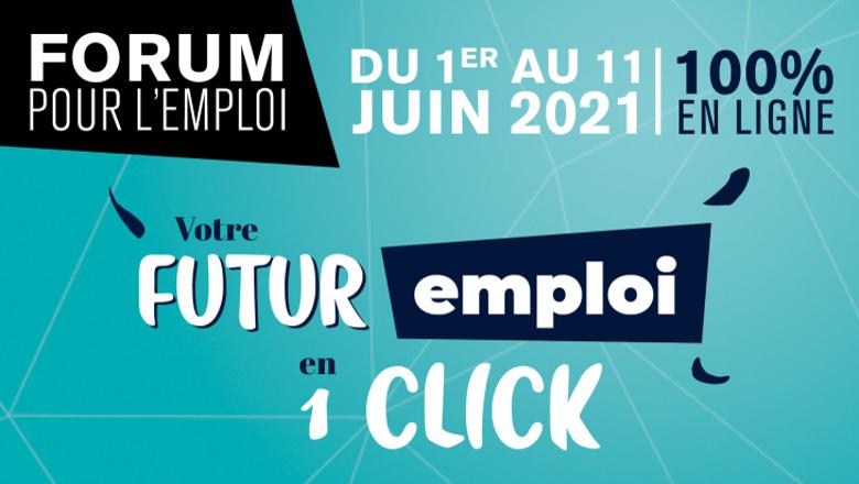 Forum pour l'emploi 2021