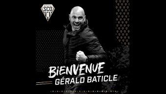Gérald Baticle va remplacer Stéphane Moulin au poste d'entraîneur d'Angers SCO