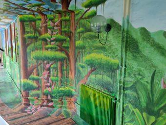 La résidence d'artistes joue les prolongations à Trélazé