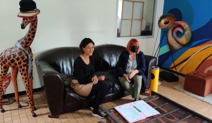 La résidence d'artistes de Doris Koffi ouvrira ses portes le mois prochain