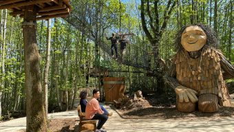 Terra Botanica rouvre ses portes le 19 mai avec une grande nouveauté