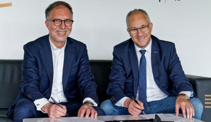 Actual group remplace Scania en tant que partenaire principal d'Angers SCO