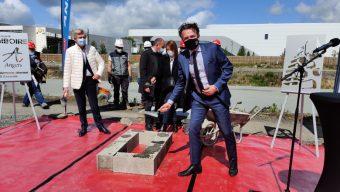 Une première pierre pour l'ambitieux projet immobilier Métamorphose