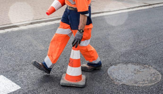 Des travaux prévus du 25 au 28 mai sur trois carrefours giratoires de l'agglomération angevine