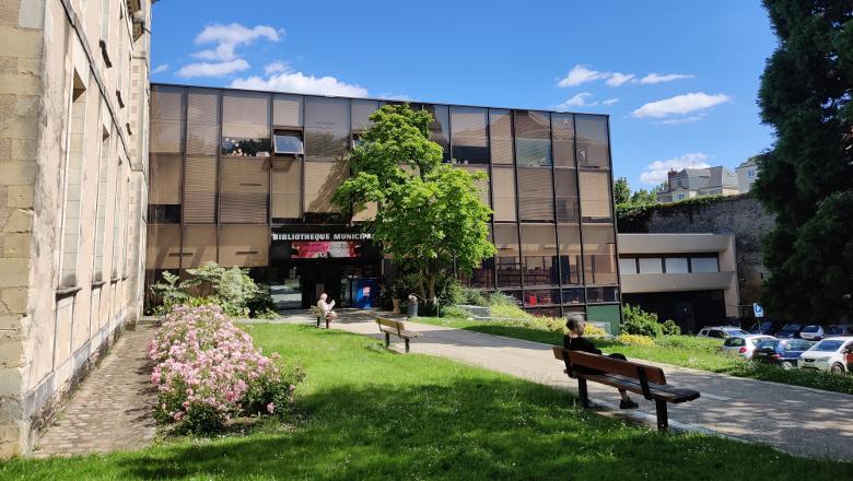 Bibliothèque Toussaint