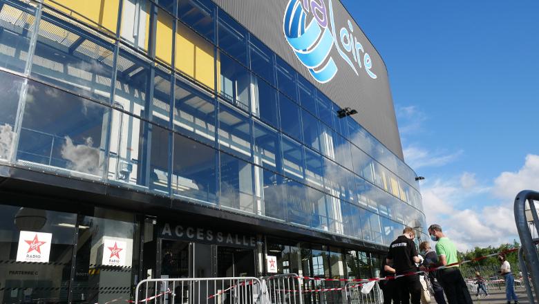 Extérieur Arena Loire