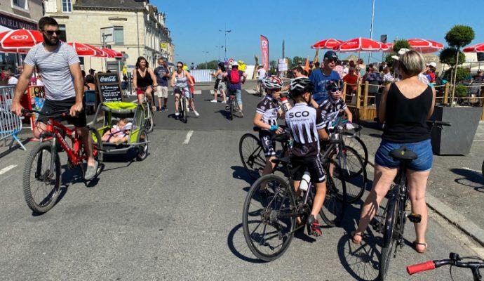 Record de participation pour la Fête du vélo ce dimanche avec 29 000 cyclistes