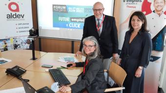 400 offres au Forum pour l'emploi du 1er au 11 juin