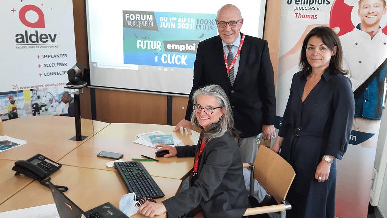 Forum pour l'emploi Aldev