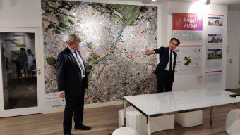 La Maison des projets invite les angevins à découvrir la ville de demain