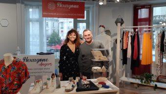 Avec Hexagone, ils veulent mettre à l'honneur la mode made in France