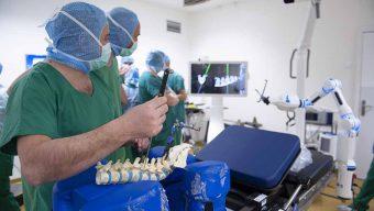 Le CHU d'Angers s'équipe d'une suite robotisée chirurgicale unique en Europe