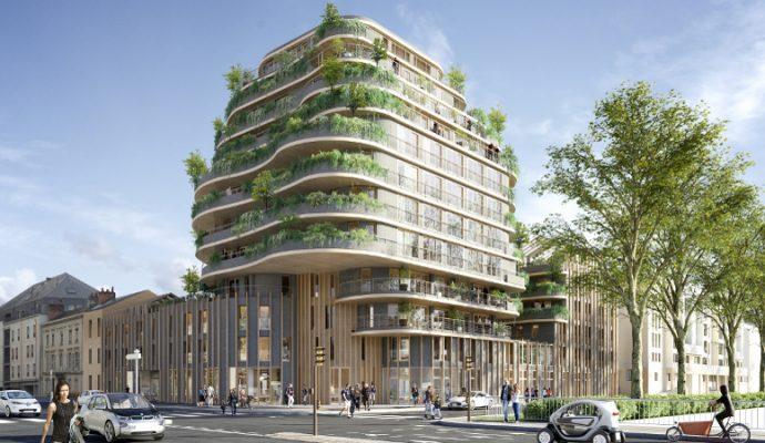 Arborescence : un immeuble en forme d'arbre va bientôt sortir de terre