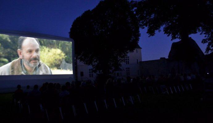 Huit projections de films en plein air cet été à Angers