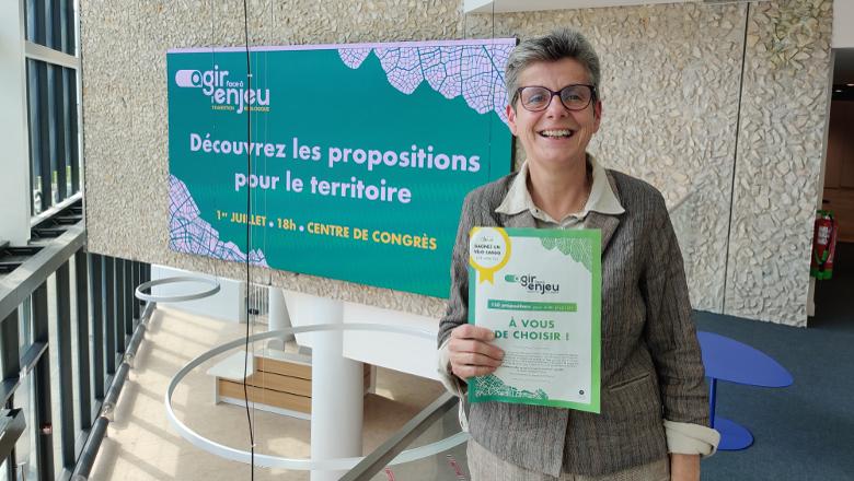 Corinne Bouchoux - Assises transition écologique