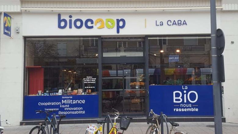 Biocoop Foch