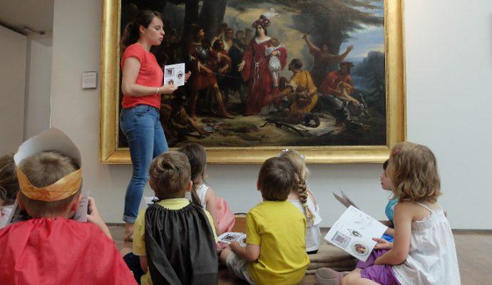 Les musées s'animent durant l'été