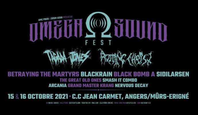 Un festival de rock, punk et métal les 15 et 16 octobre au centre Jean Carmet de Mûrs-Erigné