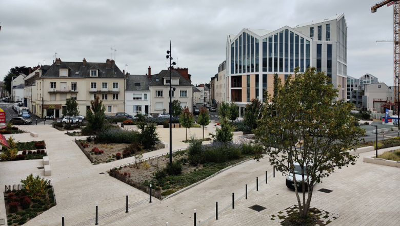 Place Giffard-Langevin